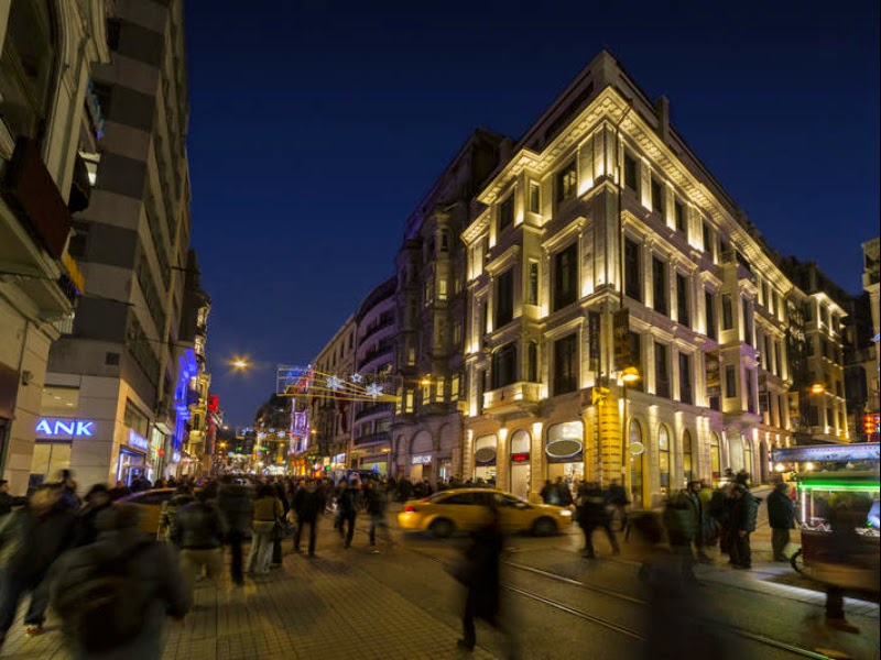 Hotel The Public (Estambul)