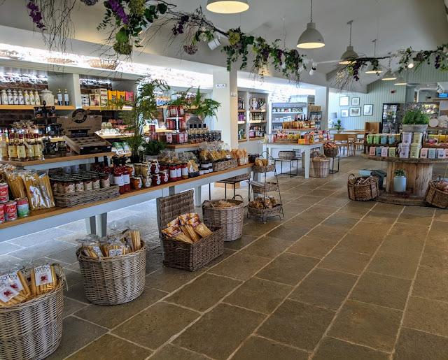 Wynyard Hall Gardens,  Woodland Walk & Superworm Trail - Farm Shop