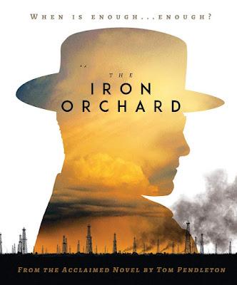 The Iron Orchard 2018 Bluray