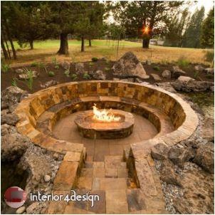 Outdoor Fire Pit 6