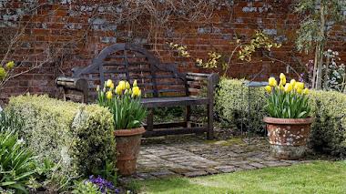 Thakeham bench, el clásico banco de jardín diseñado por Lutyens