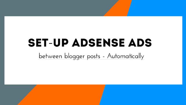 Cara Memasang Iklan Adsense Di Paragraf Pertama Postingan atau Artikel Agar Lebih Strategis