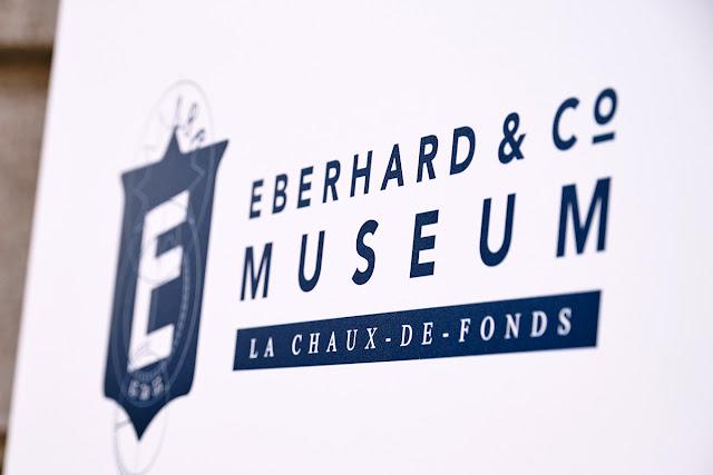 Eberhard Museum in La Chaux-de-Fonds