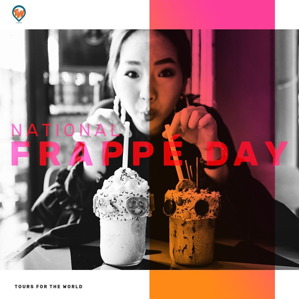 National Frappe Day Wishes pics free download