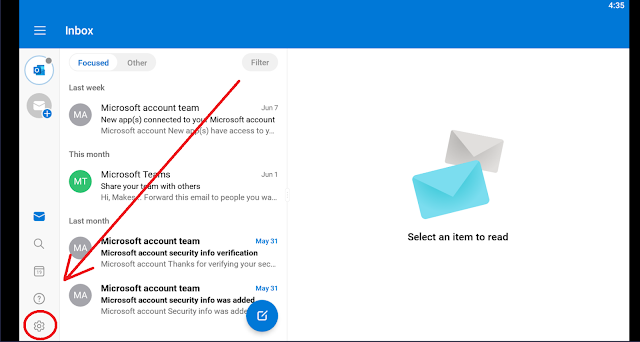 How-to-check-hotmail-junk-mail-on-android