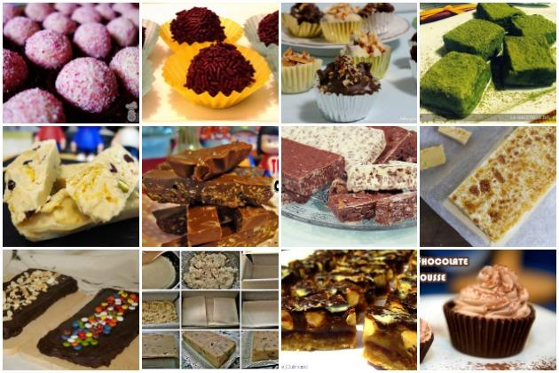 12 recetas caseras de turrones, trufas y chocolates para triunfar en Navidad
