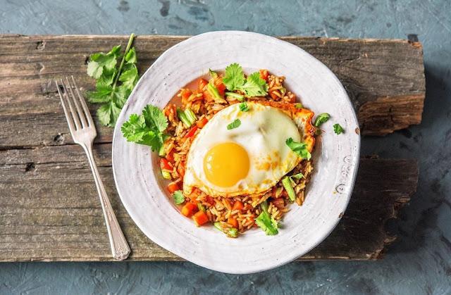 sarapan, makan pagi, sarapan pagi, nasi goreng, mood booster, mood, pagi, pagi hari