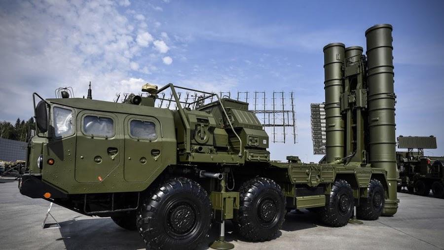 Οι τεχνικοί των S-400 φεύγουν επειδή έληξε η σύμβαση, λέει η Ρωσία