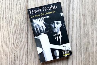 Lundi Librairie : La Nuit du Chasseur - David Grubb