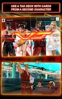 Tekken Card Tournament (CCG) v3.420 XAPK Terbaru Free Download Screenshot 5