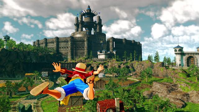 Imagem do One Piece: World Seeker — The Unfinished Map