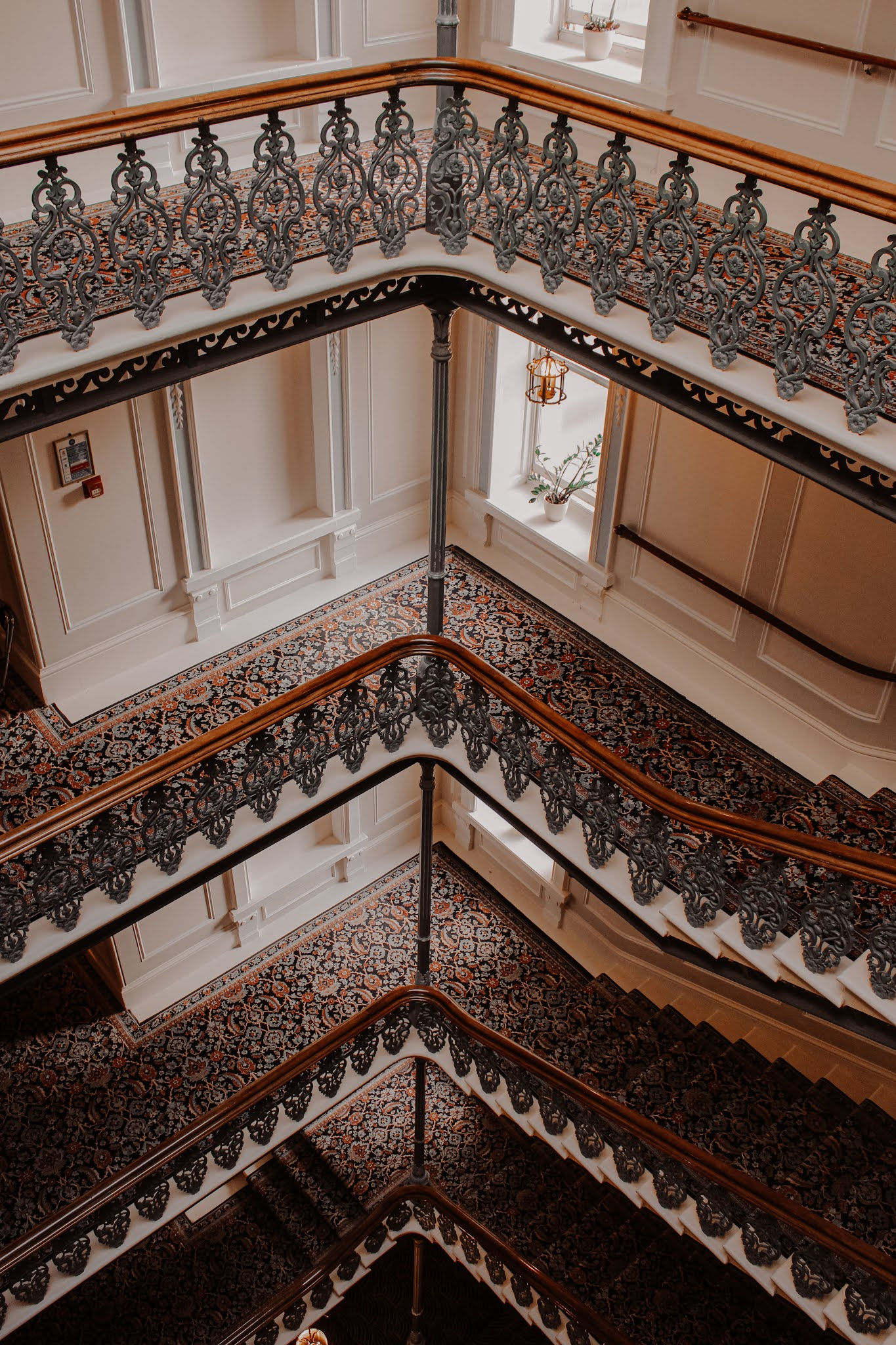 The Grand Brighton Hotel Staircase