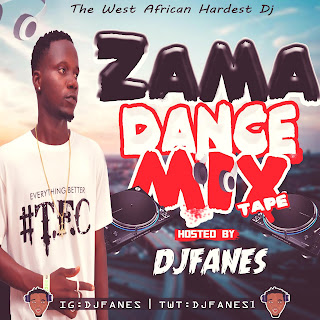 Mixtape: Dj fanes - Zama Dance - Special Birthday ( Mix )
