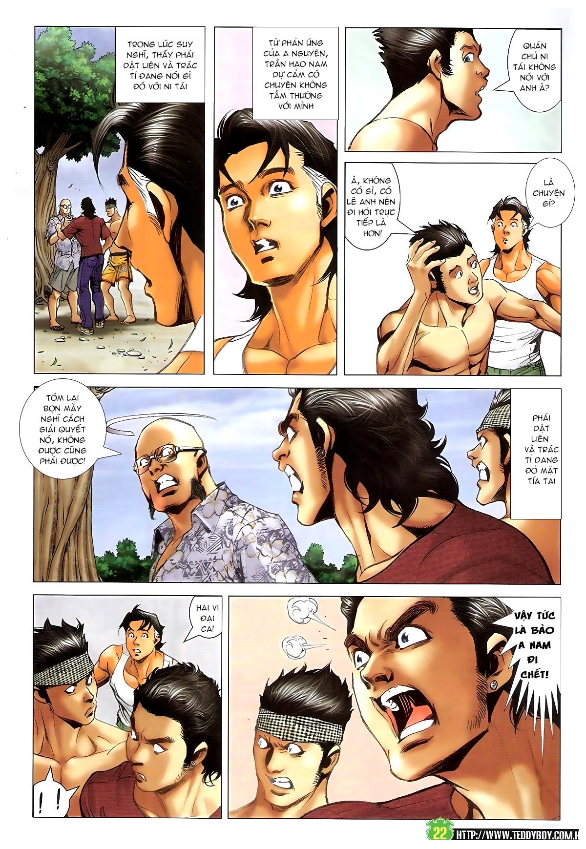 Người Trong Giang Hồ - Chapter 1395: Phiên bản Đại Phi - Pic 18