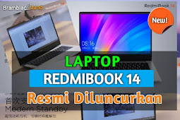 Laptop Redmibook Pembunuh MacBook