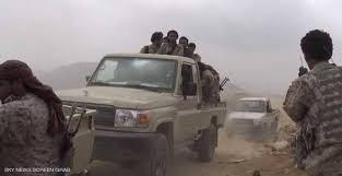 قوات الشرعية اليمنية تنهب المسافرين