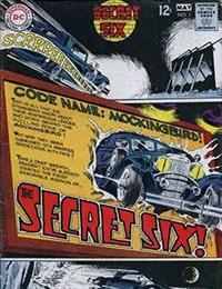 Read Secret Six (1968) comic online