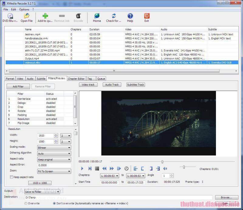 Download XMedia Recode 3.4.6.8 Full Crack