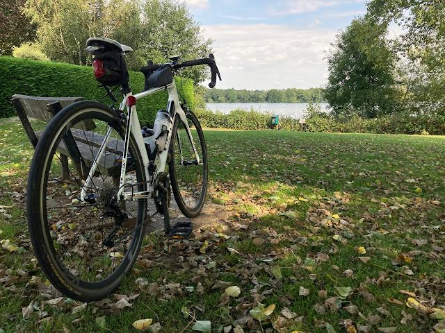 Chevening lake