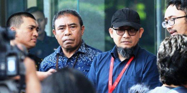 Novel Baswedan Penyidik Senior KPK