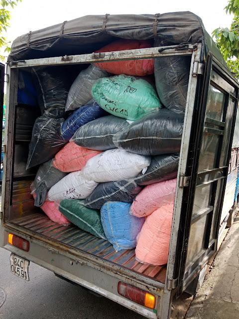 Giá Vải Cây, Vải khúc, Vải Tồn Kho thanh lý hôm nay bao nhiêu?