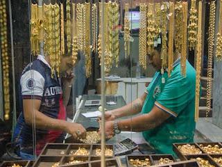 سعر الذهب اليوم الأحد 15 أبريل في السوق المصري المحلي ومحالات الصاغة