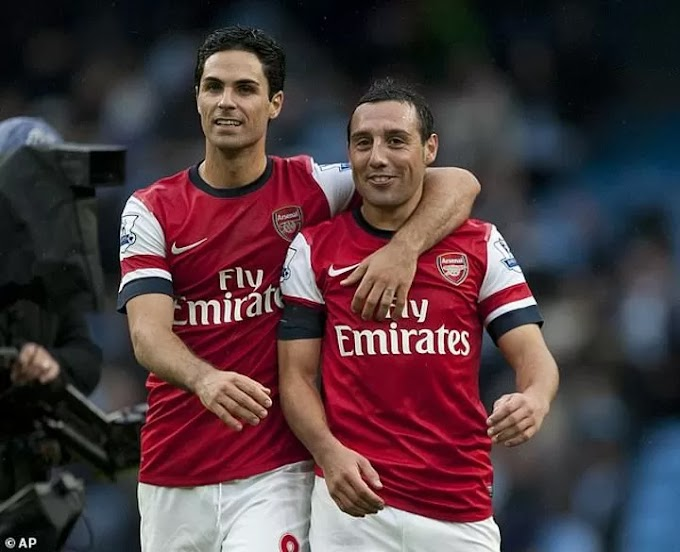 Santi Cazorla reveals ambitions to return to Arsenal as a coach under Arteta