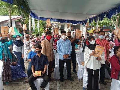 Budiman AS Soroti Minimnya Jalur Khusus Penyandang Disabilitas dan Tuna Netra di Bandarlampung