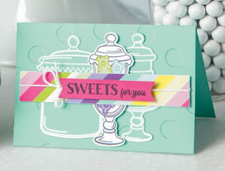 9 Stampin' Up! How Sweet It Is Sweet Suite Projects ~ Sweetest Thing Bundle ~ 2019 Occasions Catalog