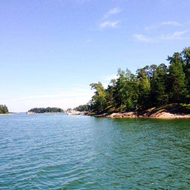 Suomen saaristoa