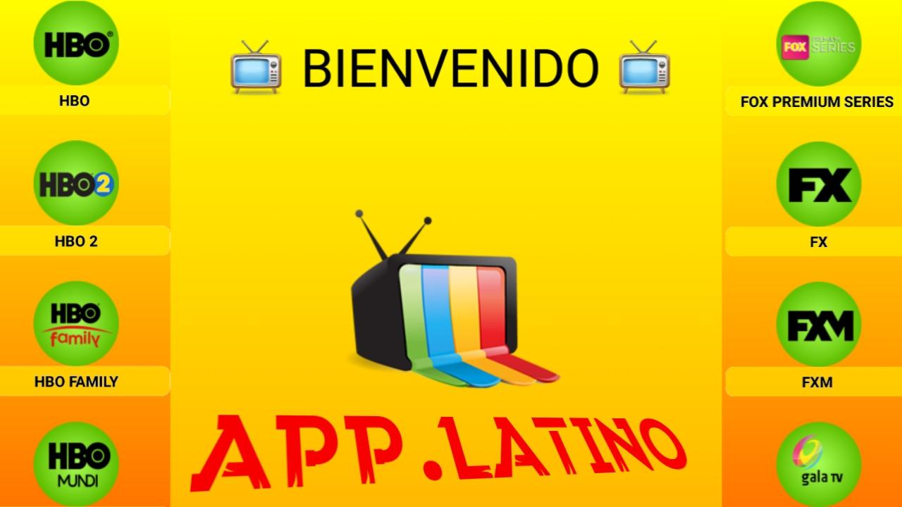 تطبيق لاتيني لمشاهدة قنوات لاتينية مباشرة بثلاثة سرفرات قوية/Hd+Play