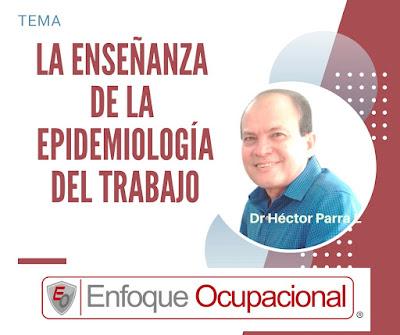 Epidemiología del trabajo, enseñanza, aprendizaje