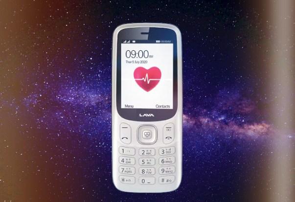 Lava Pulse, Lava Feature Phone