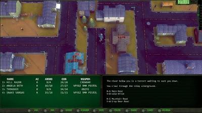 Wasteland Remastered Gameplay