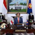 Presiden Jokowi Hadiri Undangan Joe Biden Bahas Emisi Gas Metan