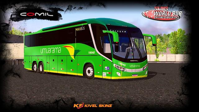 COMIL 1200 6X2 - VIAÇÃO UMUARAMA