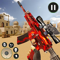 Fury Shooting Strike Mod Apk