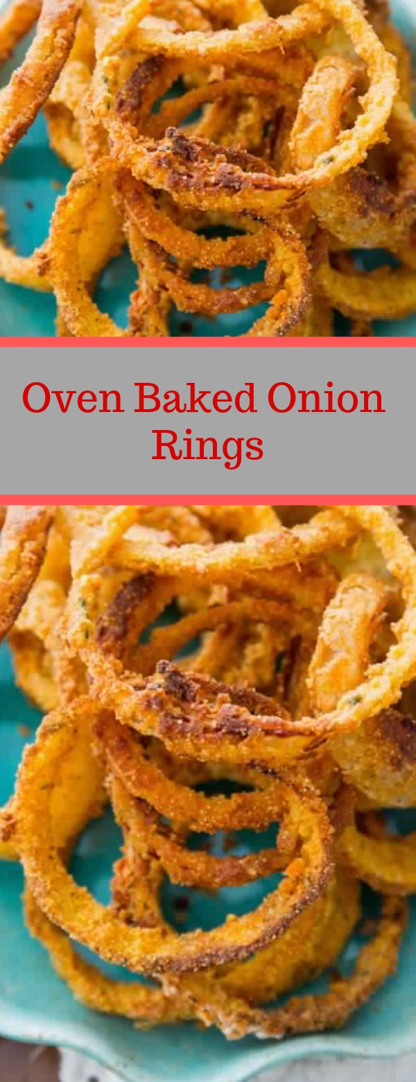 Oven Baked Onion Rings #ONION #WW #WEIGHTWATCHER