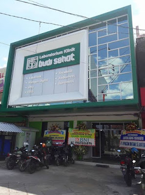Klinik tempat medichal check Up PT AHM