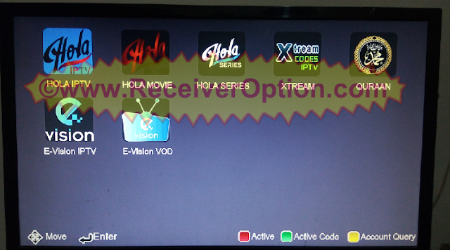 ECHQLINK T9 HIGH CLASS HD RECEIVER NEW SOFTWARE WITH E VISION & XTREAM IPTV