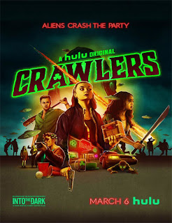 Into the Dark: Crawlers (2020) | DVDRip Latino HD GoogleDrive 1 Link