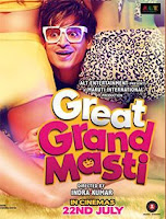 Great Grand Masti 2016 480p Hindi DVDScr (New Source) Download