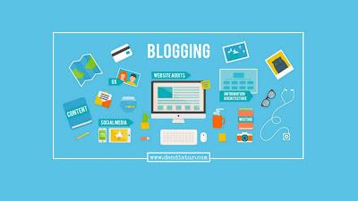 Ngeblog untuk mendapatkan penghasilan tambahan, tak ada kata terlambat untuk mencoba dan menemukan sumber uang kamu