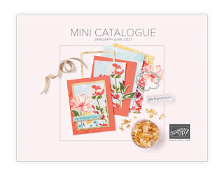 2021 January to June mini catalogue