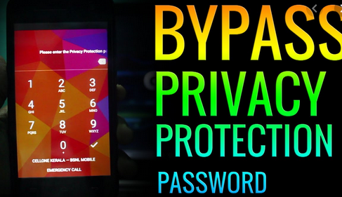 Itle P31 Android Privacy Protection Password Reset and Remove