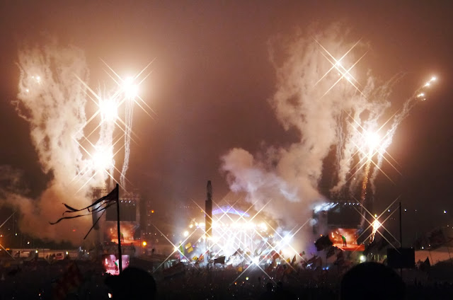 Rolling Stones at Glastonbury Festival