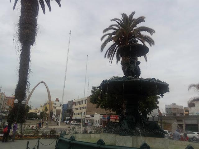 Alan Emilio en Tacna