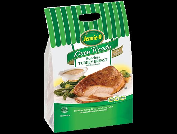 turkey breast in a bag