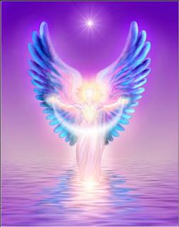 Angelofdivineprotectionviolet Bazele Spiritualităţii - D-Zeu Sursa Unica