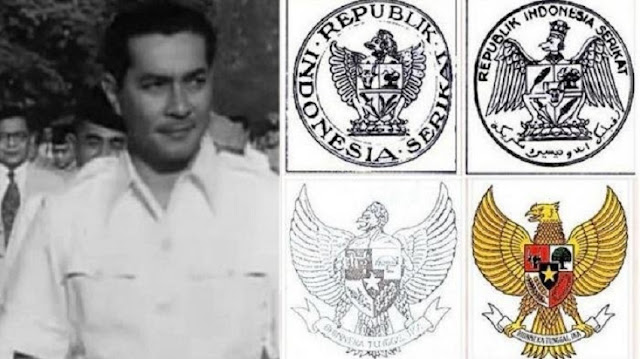 Ketika Sultan Hamid II merancang Burung Garuda